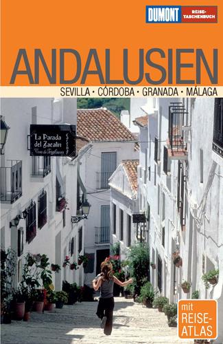DuMont Reise-Taschenbuch Andalusien - Maria Ann...