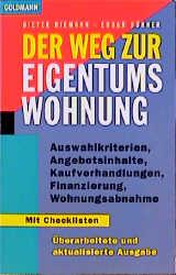 Der Weg zur Eigentumswohnung - Dieter Diemann