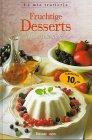 La mia trattoria, Fruchtige Desserts - Cristina Cappa Legora