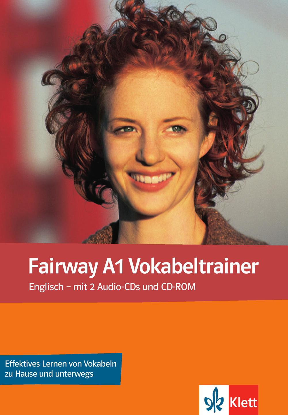 Fairway 1. Vokabeltrainer mit Audio-CD und CD R...