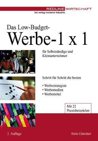 Das Low-Budget-Werbe-1x1 für Selbständige und U...