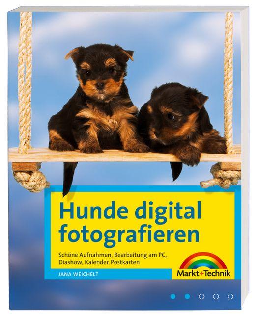 Hunde digital fotografieren - Jana Weichelt