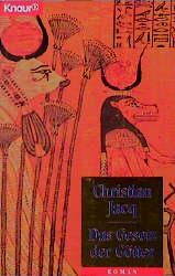 Das Gesetz der Götter - Christian Jacq
