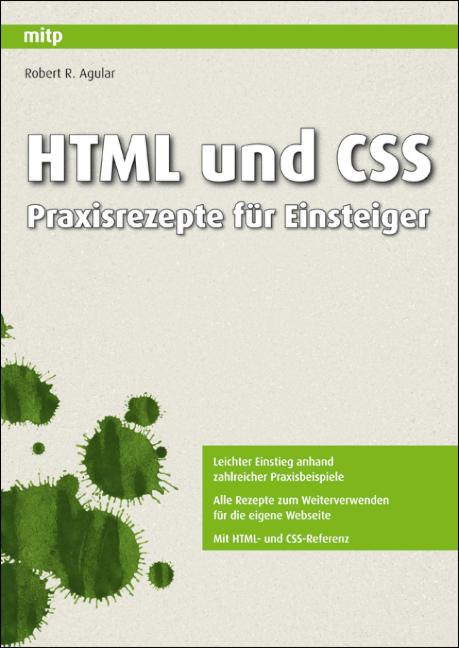 HTML und CSS. Praxisrezepte für Einsteiger - Ro...