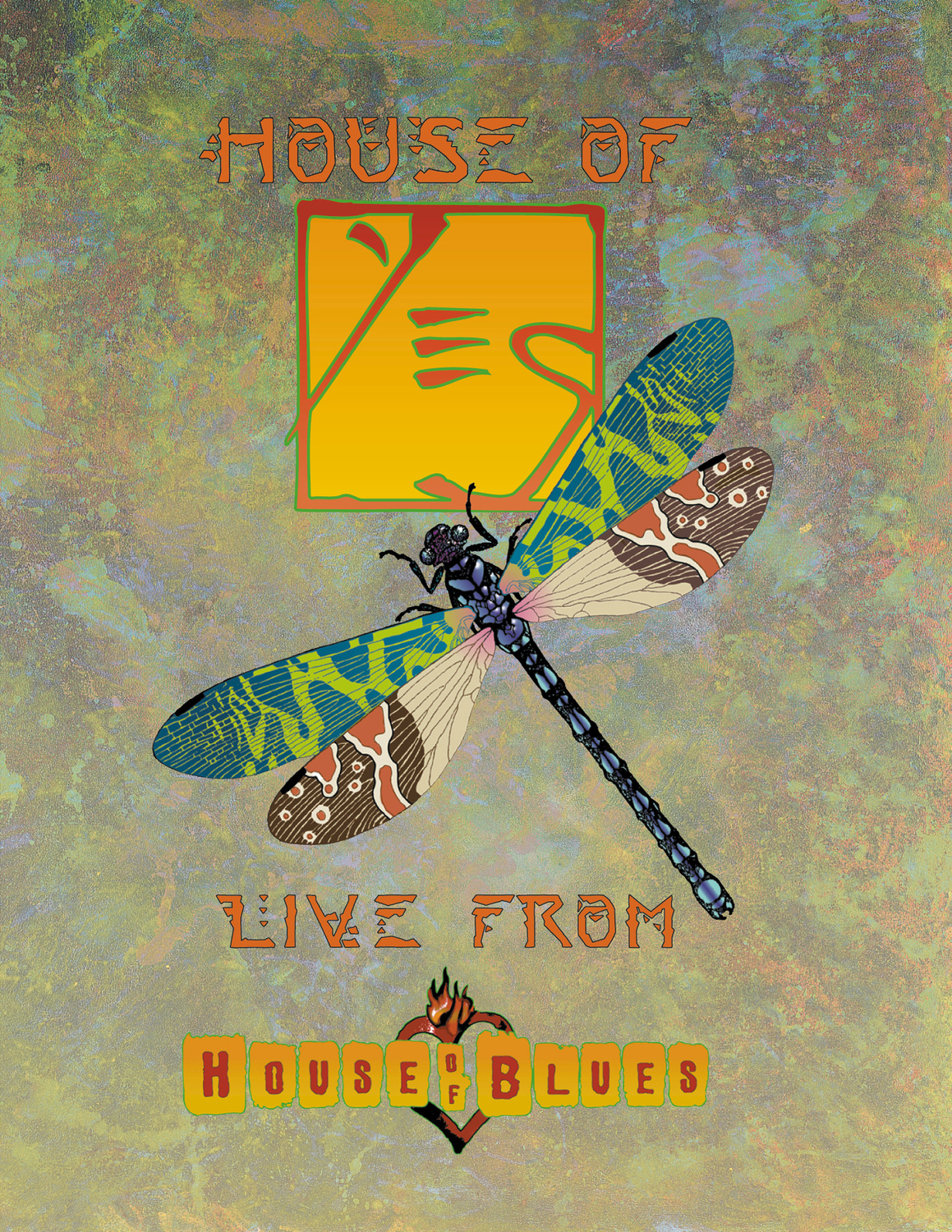 Yes - House of Yes - Live From the House of Blues