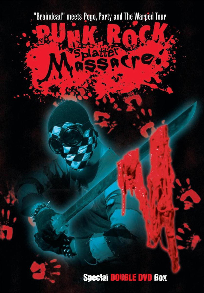 Various Artists - Punkrock Splatter Massacre (2...