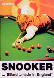 Snooker. Billard ´made in England´ - Werner Grewatsch