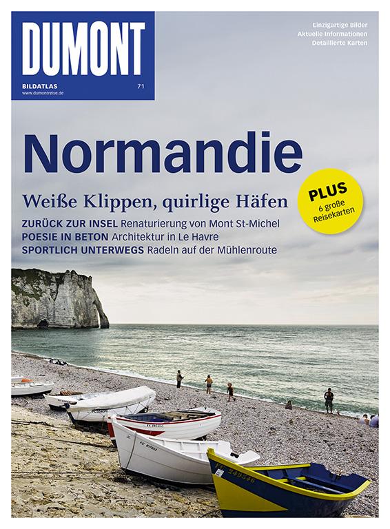 DUMONT BILDATLAS 71 Normandie - -