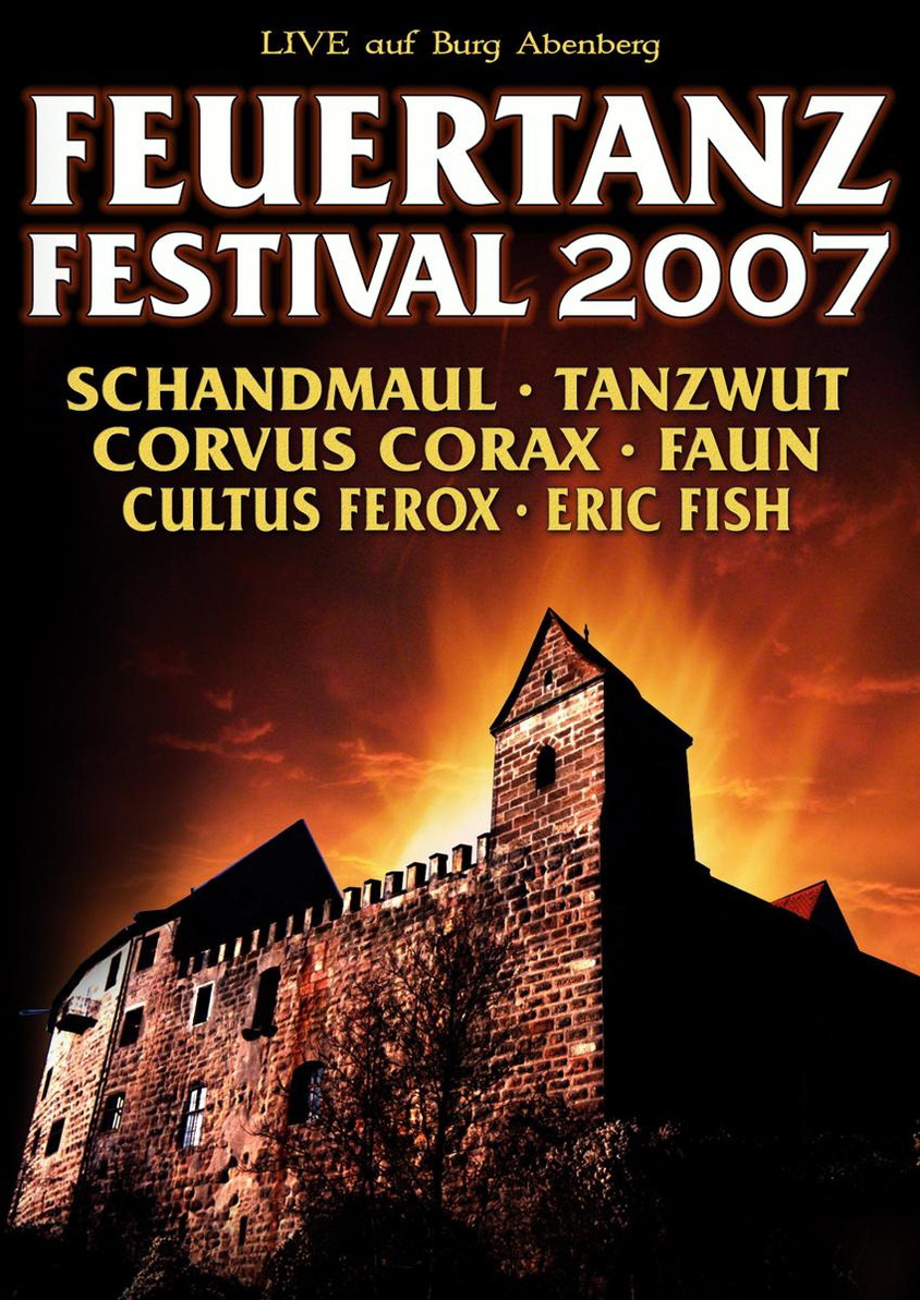 Various Artists - Feuertanz Festival 2007: Live...