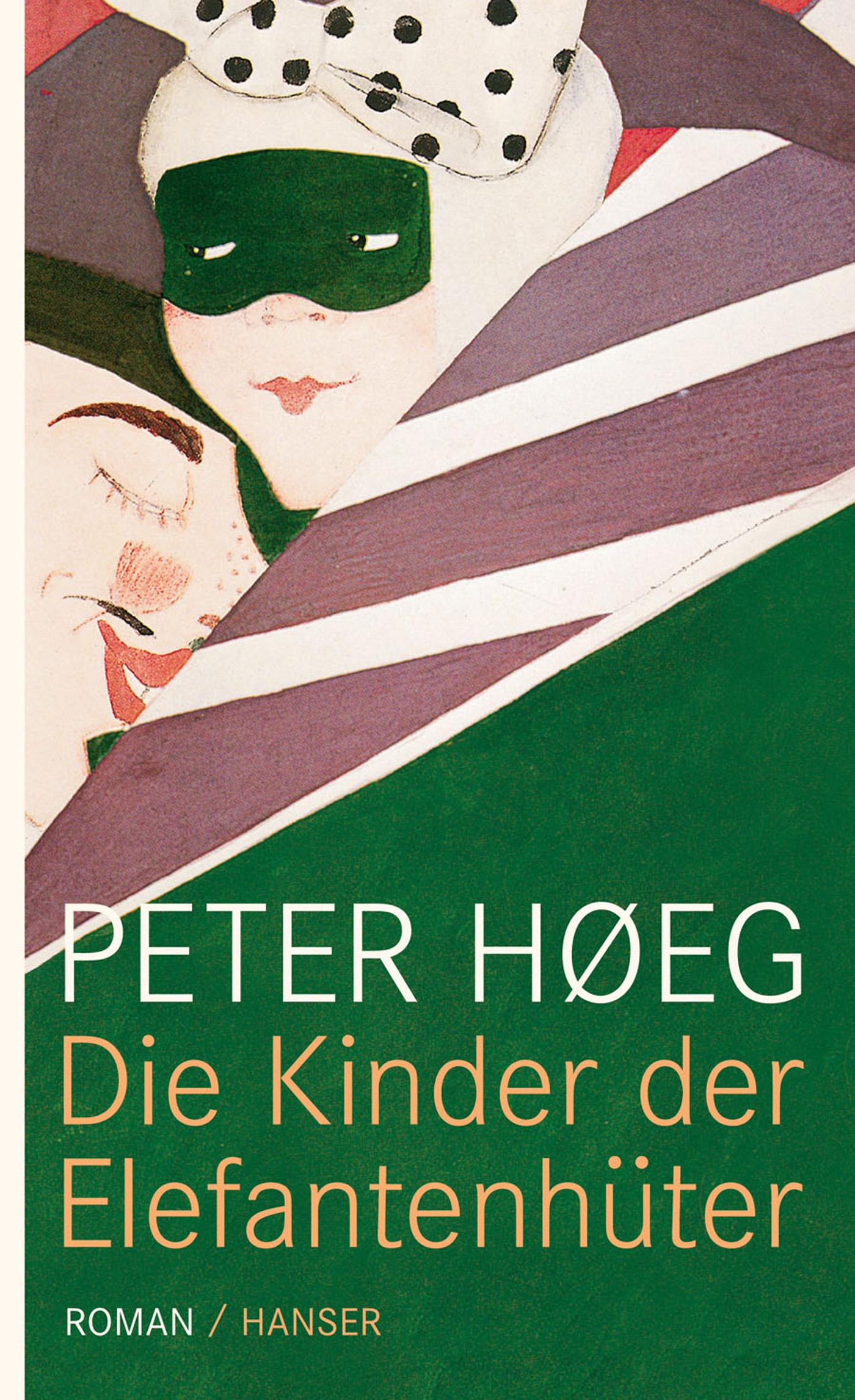 Die Kinder der Elefantenhüter - Peter Hoeg