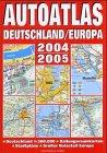 Autoatlas Deutschland, Europa