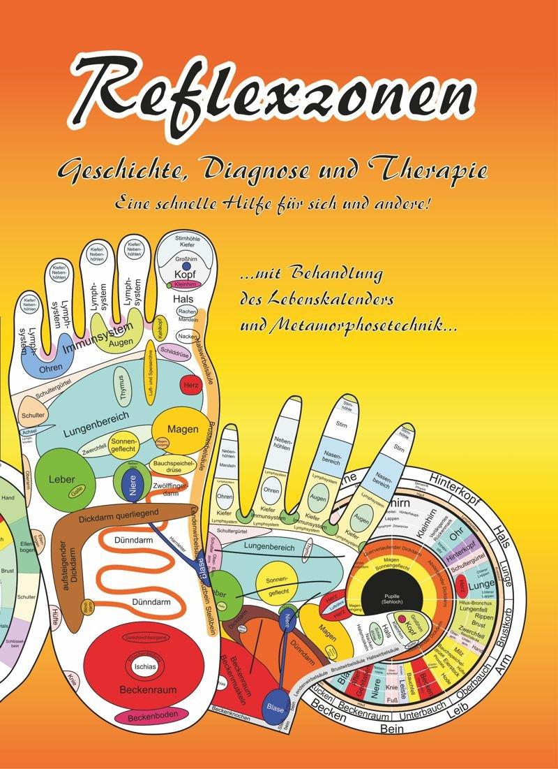 Reflexzonen - Kurzübersicht. Geschichte - Therapie - Behandlung: Geschichte - Therapie - Behandlung. Schnelle Hilfe für