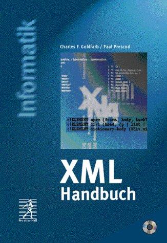 XML Handbuch. vom SGML-Erfinder - Charles F. Go...