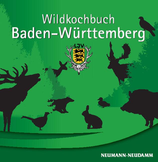 Wildkochbuch Baden-Württemberg