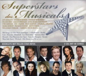Various - Superstars des Musicals