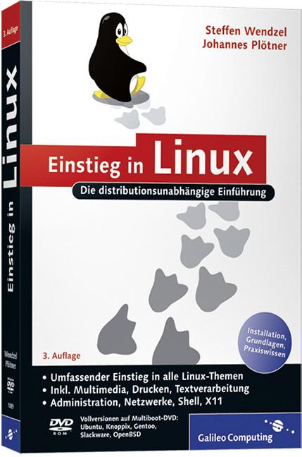 Einstieg in Linux: Eine distributionsunabhängig...