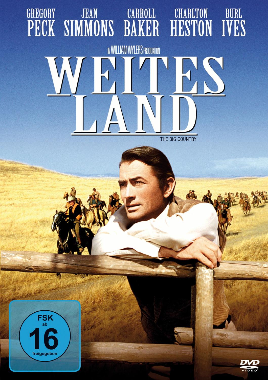 Weites Land - Donald Hamilton