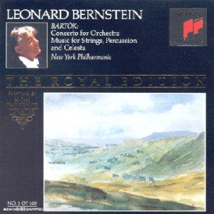 Bartok - Konzert für Orchester, Musik für Celesta