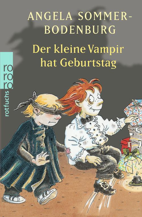 Der kleine Vampir hat Geburtstag - Angela Sommer-Bodenburg