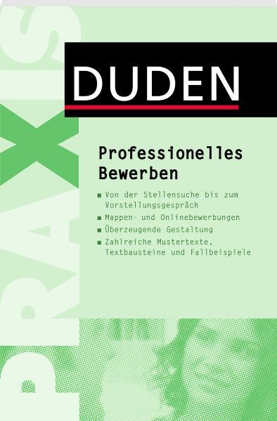 Professionelles Bewerben - Judith Engst