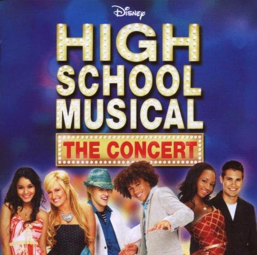 High School Musical-The Concert Live (CD+DVD) [...