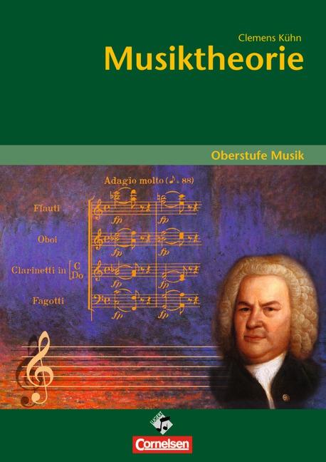 Oberstufe Musik. Musiktheorie: Arbeitsheft - Cl...