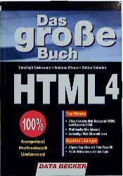 Das große Buch HTML 4 - Christoph Stuhrmann