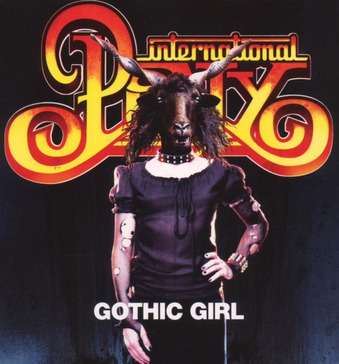 International Pony - Gothic Girl/Basic