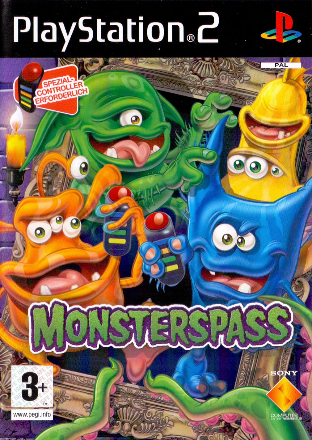 Buzz! Junior: Monster Rumble [nur Software, Int...