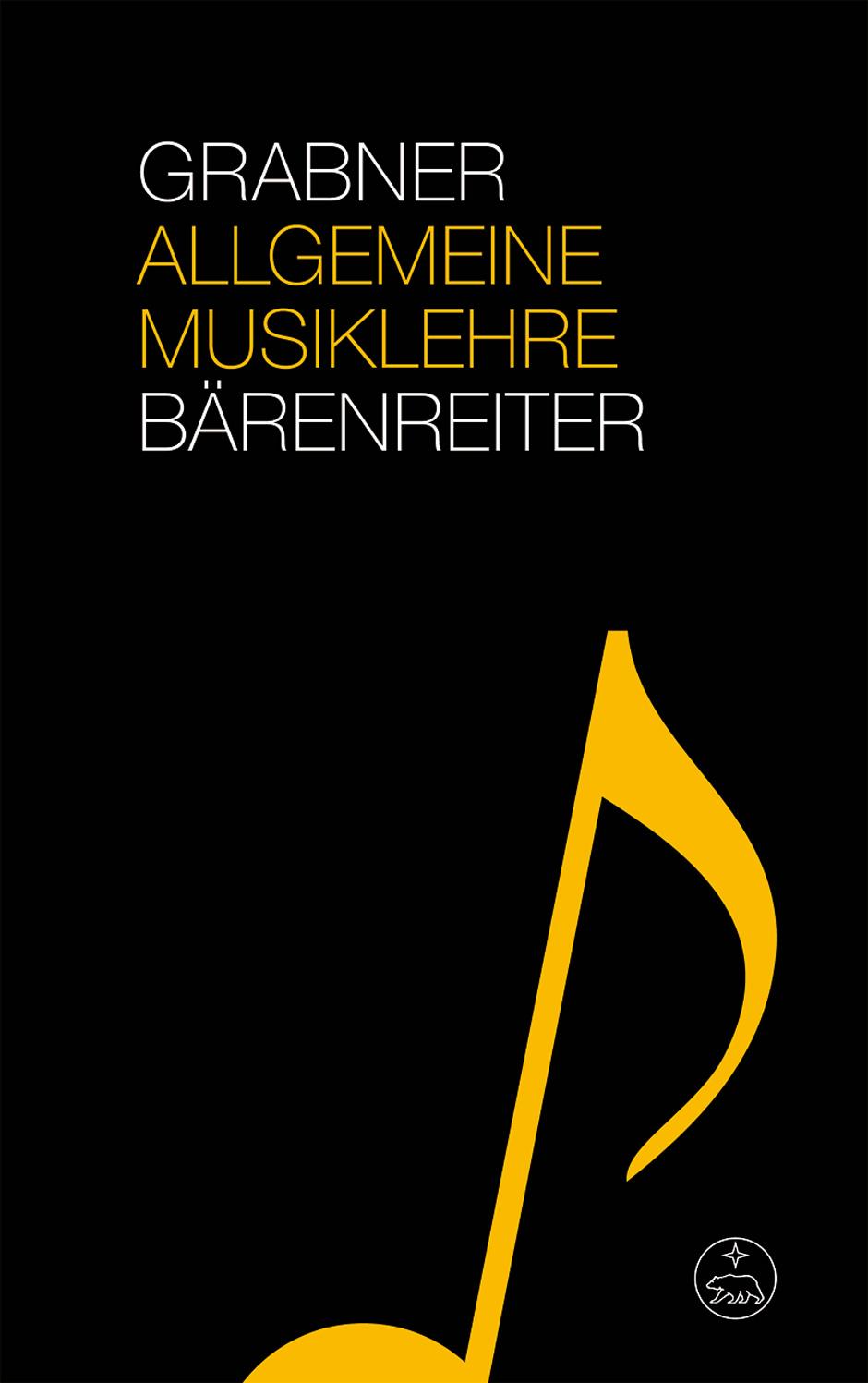 Allgemeine Musiklehre - Hermann Grabner