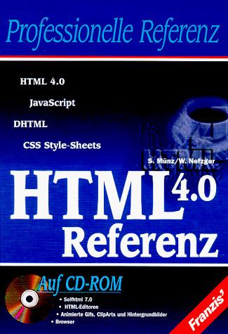 HTML 4.0 Referenz - Stefan Münz