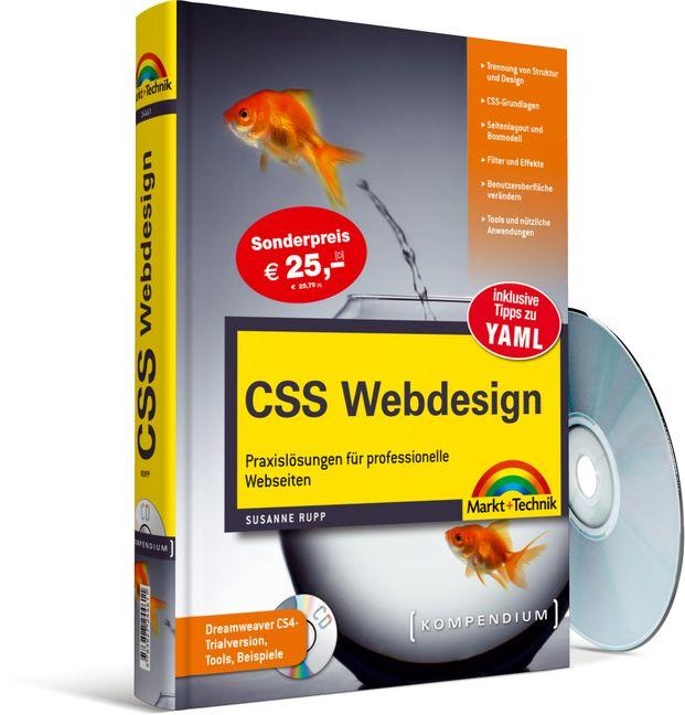 CSS Webdesign: Praxislösungen für professionell...