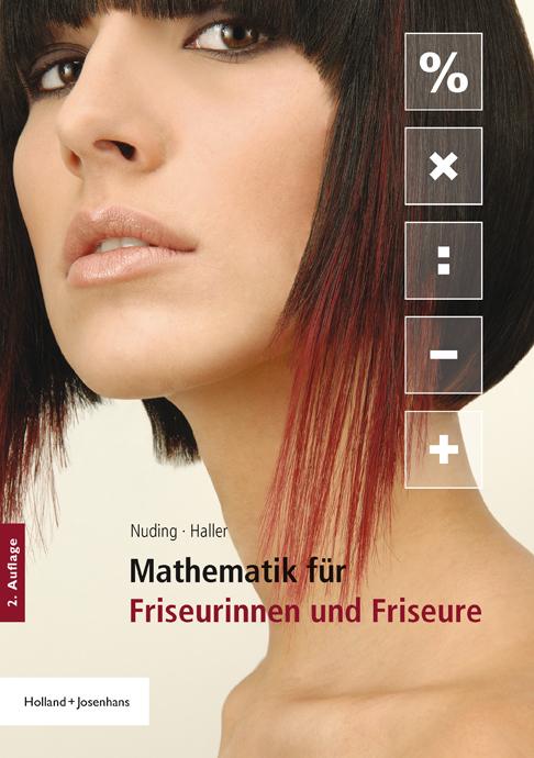 Mathematik für Friseurinnen und Friseure - Helm...