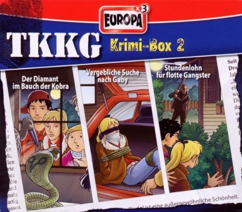 TKKG: Folge 115 / 124 / 131 [3er Box]