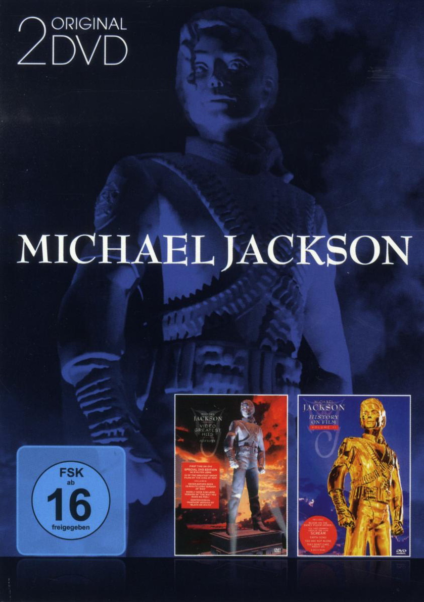 Michael Jackson - Video Greatest Hits: HIStory ...