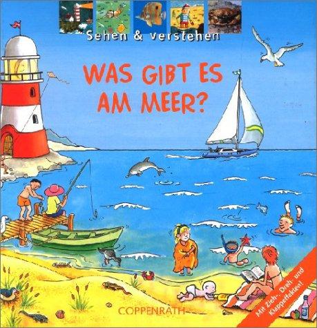 Was gibt es am Meer? - Jean-Baptiste Panafieu