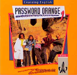 Learning English, Password Orange 1, Ausgabe fü...