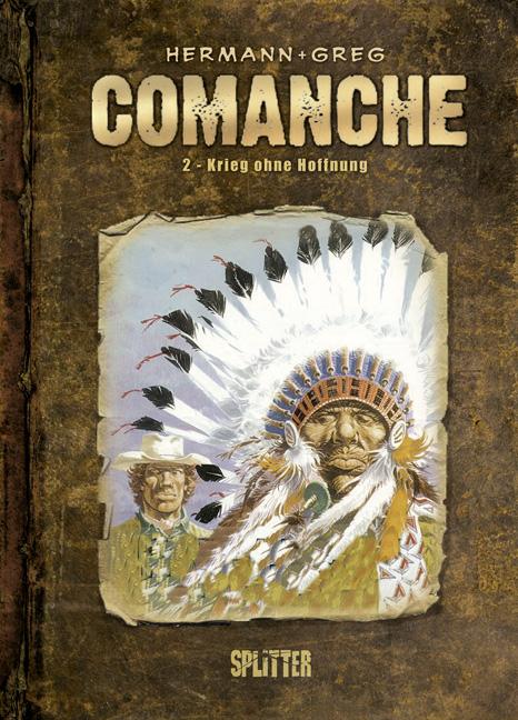 Comanche 02. Krieg ohne Hoffnung - Greg