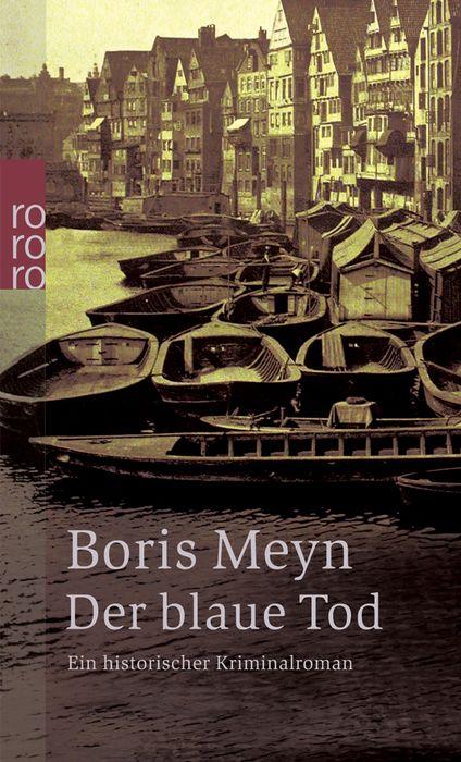 Der blaue Tod - Boris Meyn