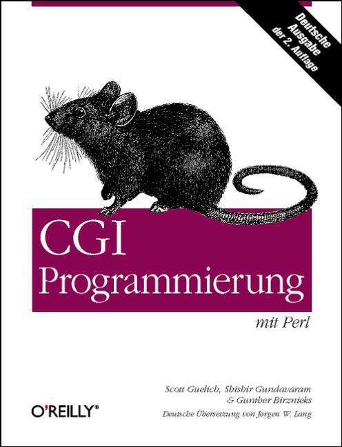 CGI-Programmierung mit Perl - Scott Guelich