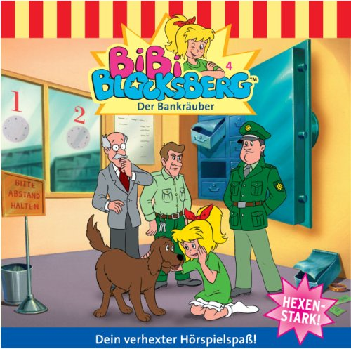 Bibi Blocksberg - Der Bankräuber
