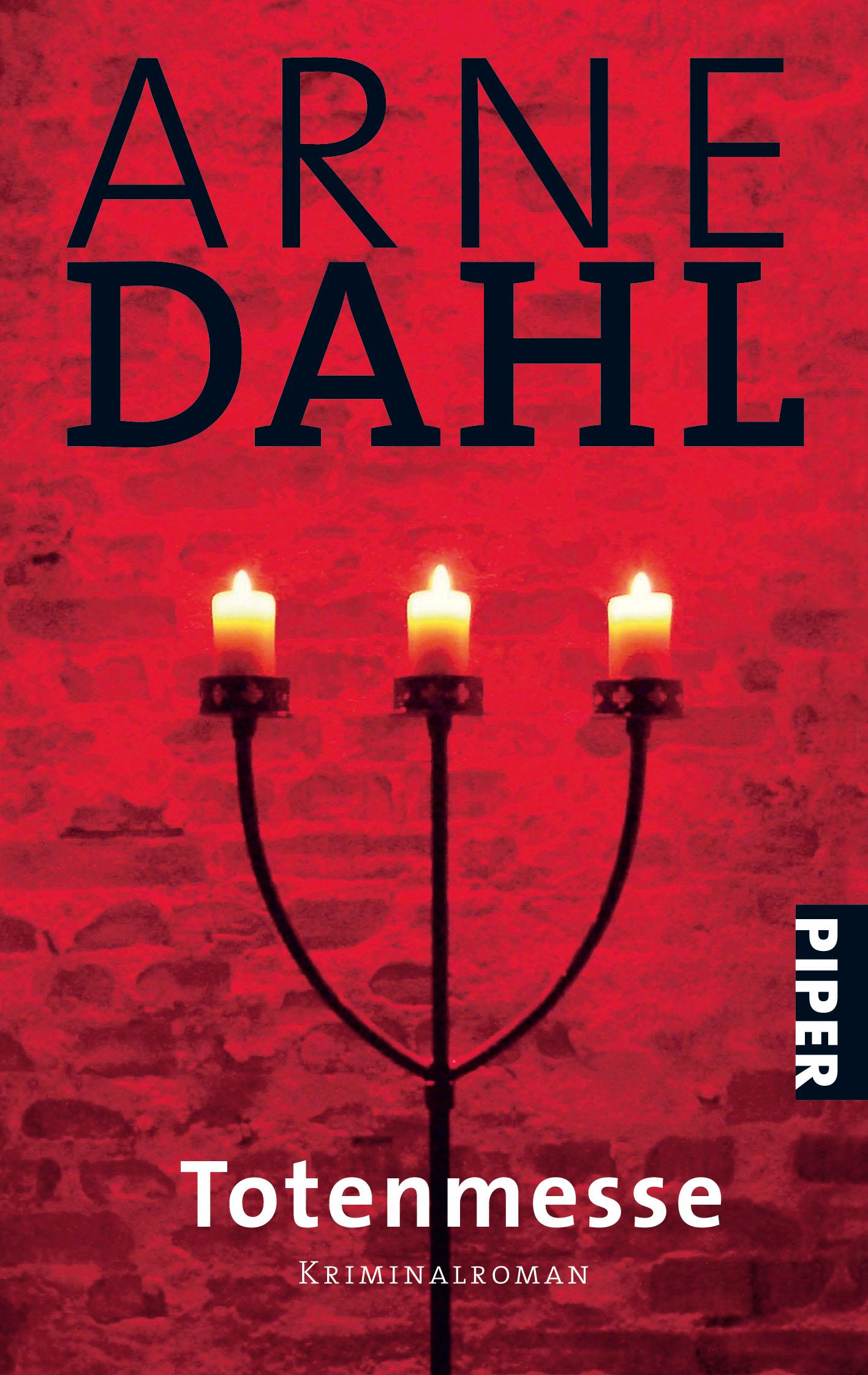 Totenmesse - Arne Dahl