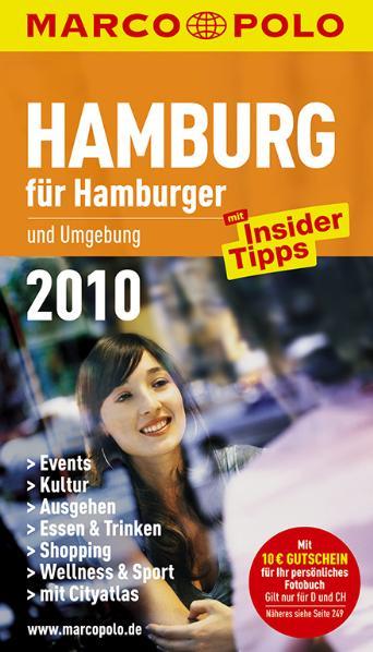 MARCO POLO Stadtführer Hamburg für Hamburger un...