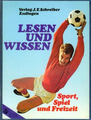 Sport, Spiel und Freizeit