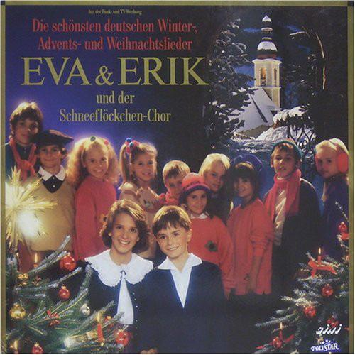 Eva & Erik und der Schneeflöckchen-Chor - Die schönsten deutschen Winter-, Advents-und Weihnachtslieder [2 CDs]
