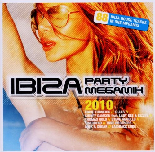 Various - Ibiza Party Megamix 2010