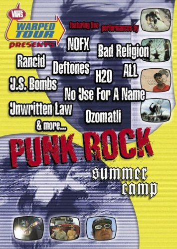 Various Artists - Warped Tour: Punkrock Summer