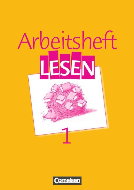 Arbeitsbuch Lesen: Band 1 - Arbeitsheft - Isabell von Clanner-Kullik [Taschenbuch]