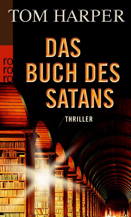 Das Buch des Satans - Tom Harper