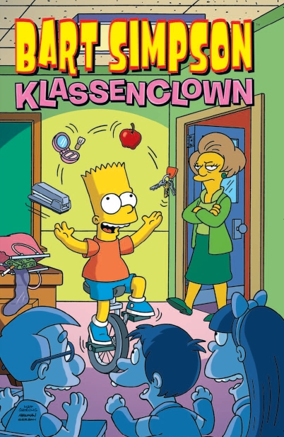Bart Simpson Comic Sonderband, Band 9: Klassenclown - Matt Groening
